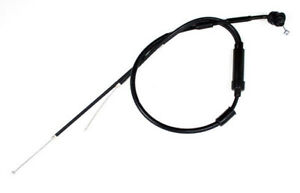Motion Pro Black Vinyl Throttle Cable for Yamaha PW 50 Y