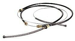 NEW 1953-1960 Ford F-100 rear parking brake cable and