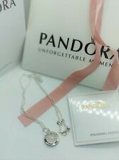 Pandora Mens Necklace : pandora, necklace, PANDORA, Signature, Necklace, 27.6