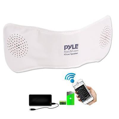 ppsp18 bluetooth pillow speaker w built in speakers for wireless music streaming 68888776073 ebay