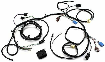 Mustang Head Light Wiring Harness w/ Sport Lamps Late
