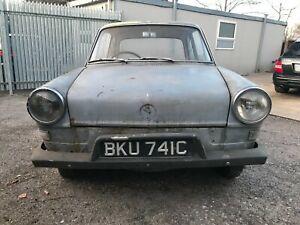 1965 bmw 700 LSL restoration project.