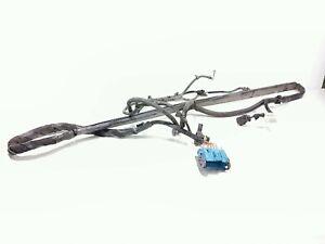 07 Chevrolet Corvette C6 Torque Tube Transmission Wiring