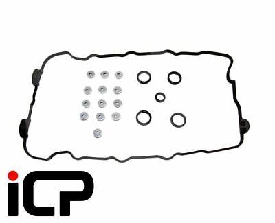 Genuine Complete Rocker Cover Gasket Kit Fits: Nissan