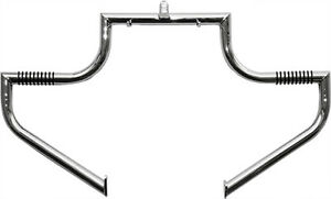 LINDBY LINBAR ENGINE GUARDS CHROME Fits: Honda VT750C2