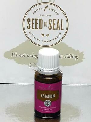 New Sealed Young Living Geranium 100% Pure Therapeutic-Grade Essential Oil 15ml   eBay