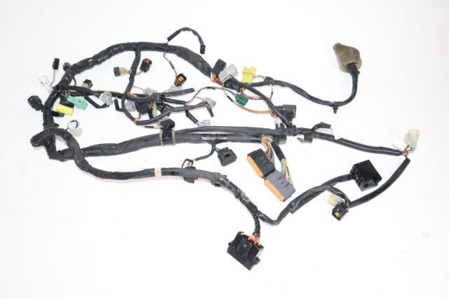 06 07 2006 2007 Suzuki Gsxr 600 Main Engine Wire Harness