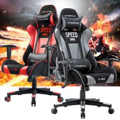 Ergonomic Office Chair Ebay Metoo Portable High Gtracing Racing Backrest And Seat Height Image Is Loading