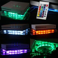 RGB LED USB Design Cooling Fan Fan Stand Xbox One S ...