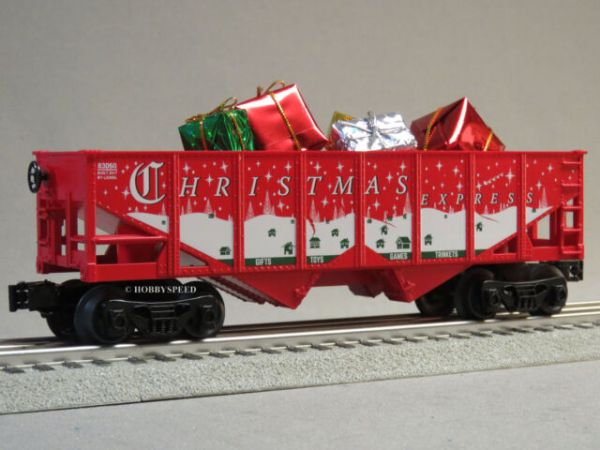 Lionel 682982 Christmas Express Train Set O 027 LionChief