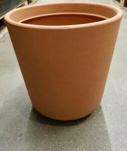 details sur ikea ostlig pot de fleurs cache pot drin exterieur 30cm braun plante en
