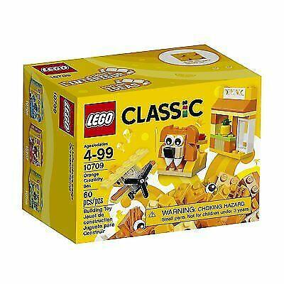 lego classic 10709 orange