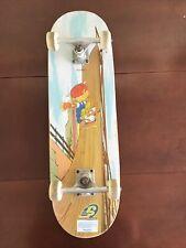 Nickelodeon Skateboard : nickelodeon, skateboard, Nickelodeon, Rocket, Power, Skateboard, Variflex., Barely, Online