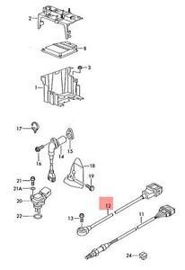Genuine Knock Sensor With Wiring Harness VW Phaeton