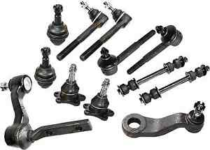 BALL JOINT TIE RODS IDLER PITMAN SWAY BAR 1988-89-90-91