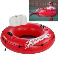 SEVYLOR RIVER TUBE COLEMAN WATER LOUNGE CHAIR INFLATABLE ...
