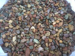40mm pebbles stones garden decorative