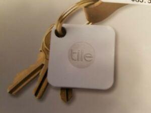 details about tile mate 1 pack key wallet cellphone item bluetooth gps tracker finder