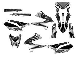 2008 2009 2010 2011 2012 2013 KLX 250 Graphics deco kit