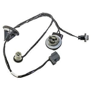OEM NEW 2008-2009 Ford Taurus Tail Light Lamp Rear Socket