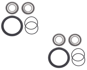 NEW ALL BALLS FRONT WHEEL BEARINGS SEALS 2001 POLARIS