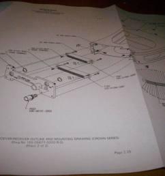bendix king kx 125 wiring diagram [ 1024 x 768 Pixel ]