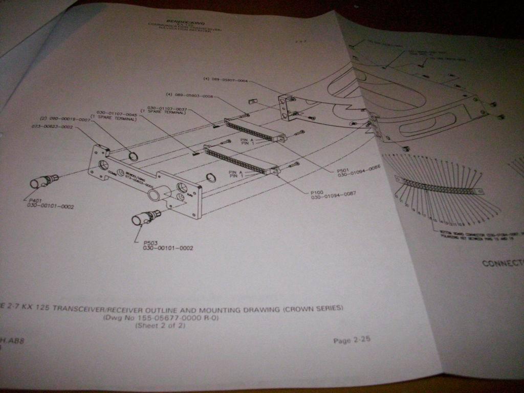 hight resolution of bendix king kx 125 wiring diagram