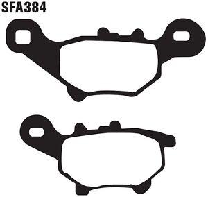 Standard Organic Brake Pads EBC SFA384 for Scooter