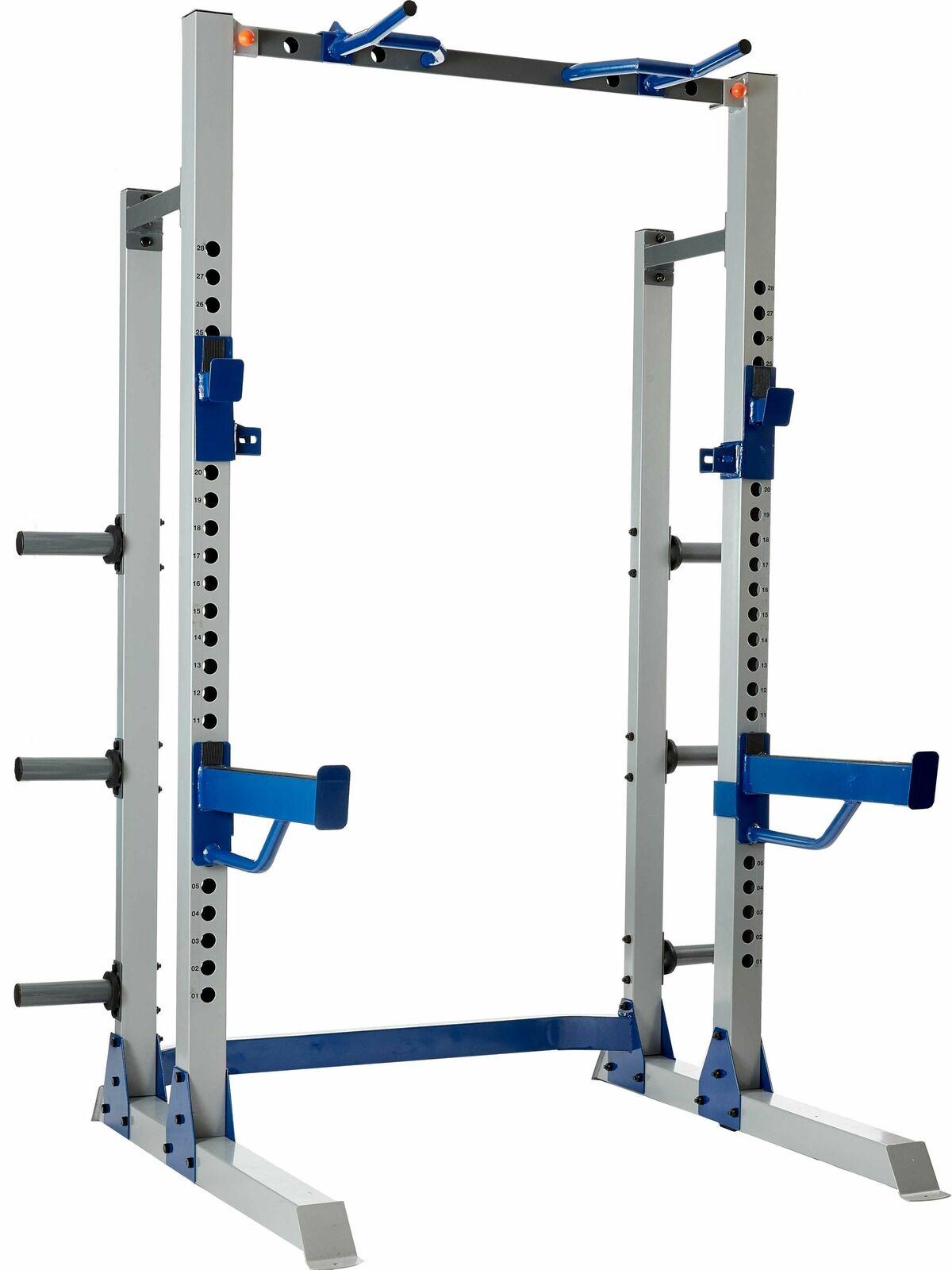 Powertec Fitness Workbench Half Rack For Sale Online Ebay