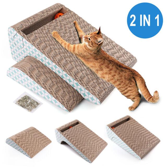 cat scratcher scratching pad
