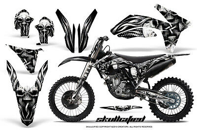 CREATORX GRAPHICS KIT FOR KTM 250SX 350SX 450SX 2011-2012