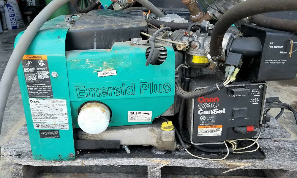 medium resolution of 1998 5 0 kw onan emerald plus 5000 generator ebay onan wiring circuit diagram onan emerald plus generator wiring
