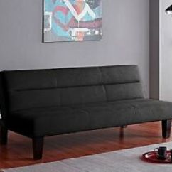 Atherton Home Soho Convertible Futon Sofa Bed And Lounger Disney Mickey Mouse Toddler Chair Ottoman Set By Delta Black Ebay Wood Futons Couch Dorm Sofas Sleeper Lounge
