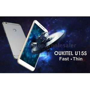 OUKITEL U15S 4G FDD-LTE Smartphone Octa-Core 4GB 32GB Android 6.0 8MP 16MP I4K4