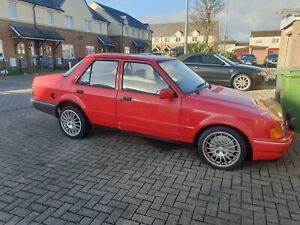 1989 FORD ORION ST170 PROJECT RUNNING