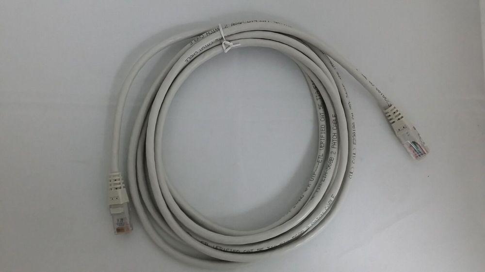 medium resolution of ethernet cable e239198 cm 75c 24awg 4pr utp eti verified cat 5e tia eia 568b 2