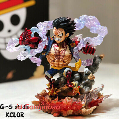 Share on facebook · share on twitter · one piece wallpapers luffy gear second hd. One Piece Monkey D Luffy Statue G5 Studio In Stock Gear Second Gear Fourth New Ebay
