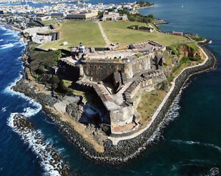 Image result for photos of the El morro in san juan puerto rico