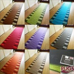 Kitchen Rugs And Mats How To Get Rid Of Bugs In Cupboards Short Long Washable Runners Non Slip Cheap Runner Floor Door Image Is Loading