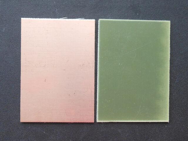 220x100mm Single Side Copper Clad Laminate Pcb Circuit Board Ccl