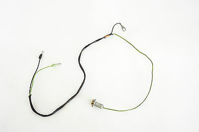Original 65 66 67 Ford Mustang Console Wiring Harness GT