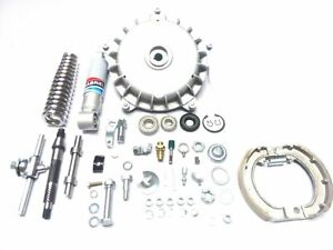 Vespa Front Suspension Repair Kit and Brake drum For