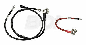 1987-1993 Mustang GT LX 5.0 Genuine Ford Positive & Ground
