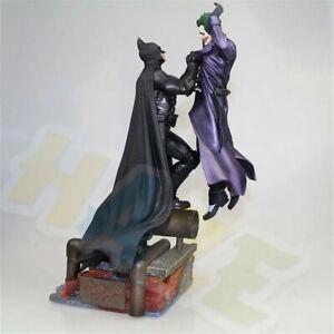 dc comics batman gegen joker arkham