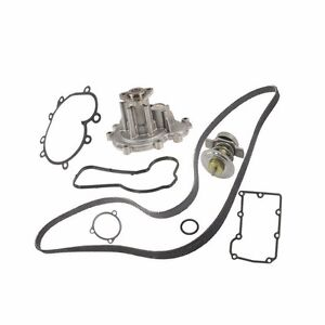For Porsche 955 03-06 S/T LASO Water Pump +Belt