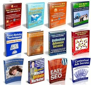 SEO Secrets 11 set of eBooks worth over $400 for Better Search Engine Marketing