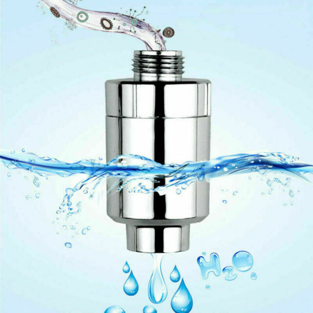 4-layer Shower Faucet Water Filter Purifier Negative Ion Clean Bathing Bathroom | eBay