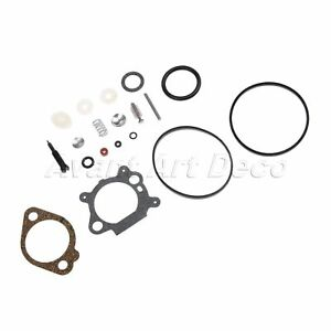 Carb Carburetor Kit Set For Briggs & Stratton 493762