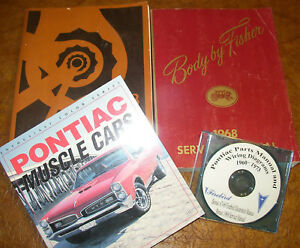 grand prix parts diagram lpg wiring conversion 1968 pontiac service manuals cd gto firebird tempest lemans image is loading amp