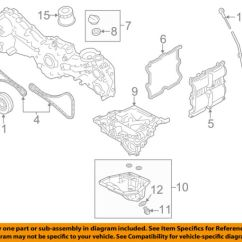 Subaru Forester Parts Diagram Risk Decision Tree Oem Wiring All Data 12369aa091 Genuine Factory Original Crnkshft Pulley Bolt 1999